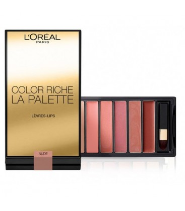 La Palette Smoky Color Riche de L'Oréal Paris