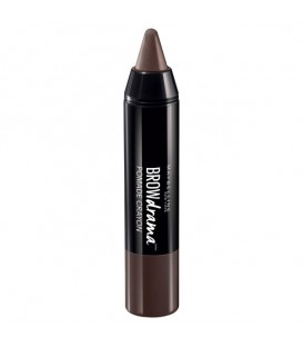 Crayon Cire à Sourcils Brown Drama DARK BROWN de Maybelline New York